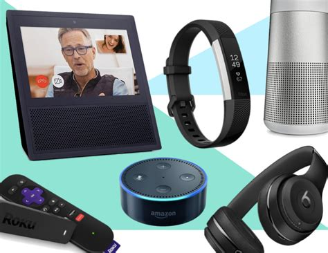 49 Best Tech Gifts In 2018 For Men & Women