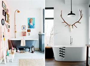 Decoration murale design salle de bain for Salle de bain design avec liège décoration murale