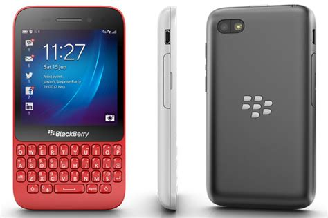 blackberry q5 comes to canada it world canada news