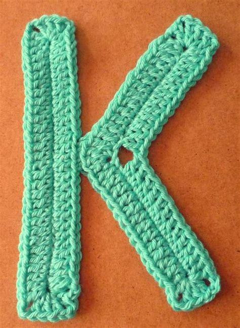 crochet how to crochet letters o s yarn scrap friday gehaakte letter k l m n o crochet amigurumi 86920
