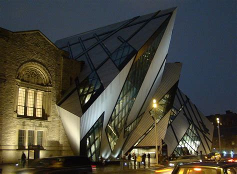 The Royal Ontario Museum – Canada