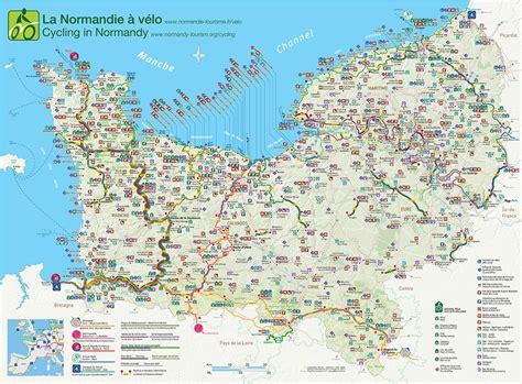 Carte De Plage Normandie by Les Grands Itin 233 Raires Portail Voyagistes Crt Normandie
