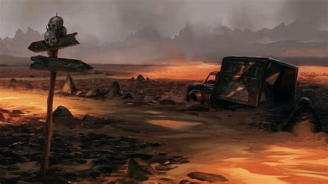 Post Apocalyptic Wallpapers 1920x1080 Post Apocalyptic Full Hd Wallpaper And Background 1920x1080 Id 267108