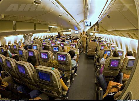 interieur d un boeing 777 طيران الامارات flying way