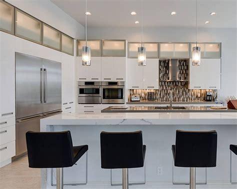 Kitchen Cabinet Doors & Custom Made Modern Aluminum Frame