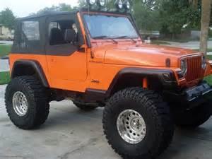 orange jeep rubicon for sale 1997 jeep wrangler 12 000 possible trade 100172561