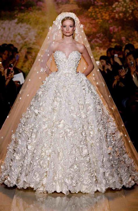 Most Beautiful Celebrity Wedding Dresses Siudynet