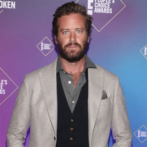 2020 People's Choice Awards: Armie Hammer & More Dapper ...
