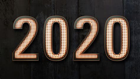 New Year 2020 4K Wallpapers | HD Wallpapers | ID #29970