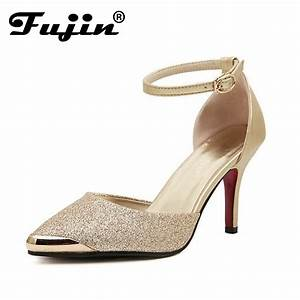 Womens Shoes Spring 2017 High Heels Pumps Women Shoes Low ...