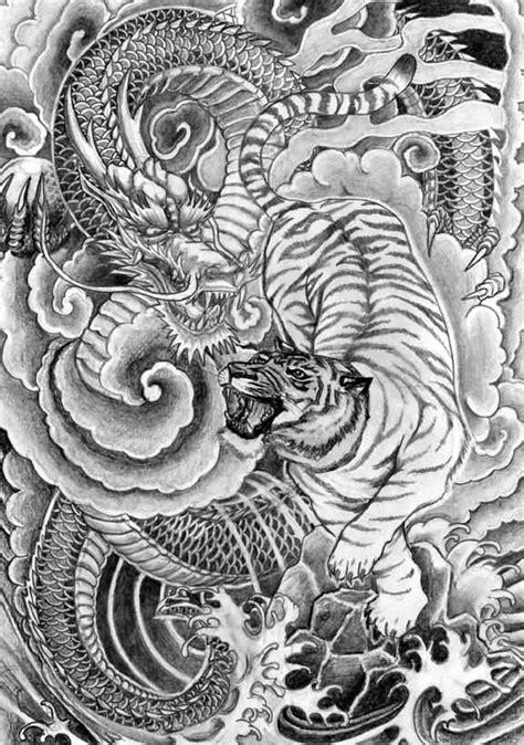 japanese tiger tattoos  ideas