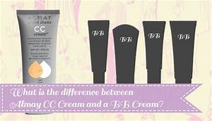 Almay Smart Shade Light What Is The Difference Between Almay Cc Cream And A Bb Cream