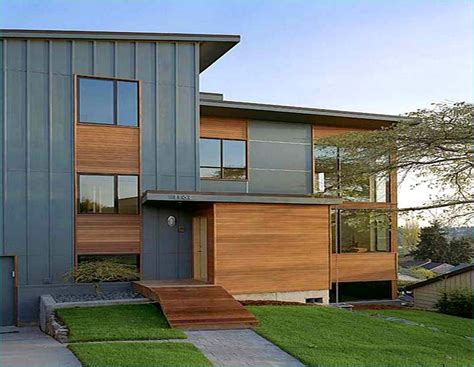 modern siding house ideas home design architecture plans