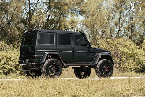 mercedes g 4x4 ag luxury wheels mercedes g500 4x4 forged wheels