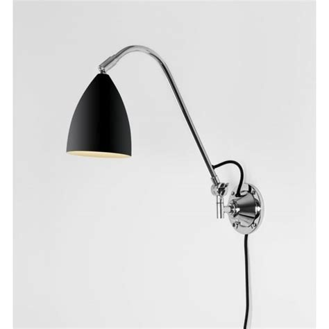 astro 7252 joel grande wall switched wall light black