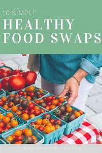 10 simple healthy food swaps