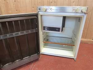 Caravan Motorhome Boat Electrolux Rm 212b Three Way Fridge