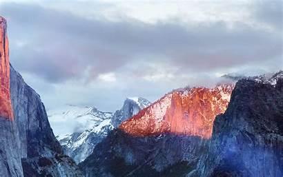 Mac Apple El Capitan Mountain Osx Desktop