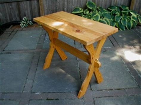 campaign furniture plans   build diy woodworking