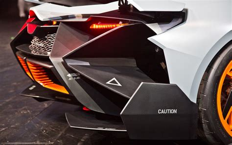 lamborghini egoista finds  home   museum