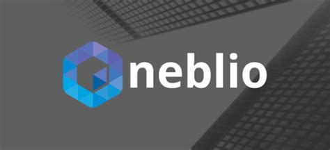 introduction to neblio a distributed platform for enterprise applications cryptoslate