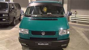 Volkswagen Transporter T4 Multivan  1992  Exterior And