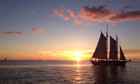 Key West Sailboat by Sunset Sail Key West Key West Fl Groupon