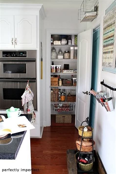 kitchen pantry ideas for small spaces 10 inspiring small space pantries small space living