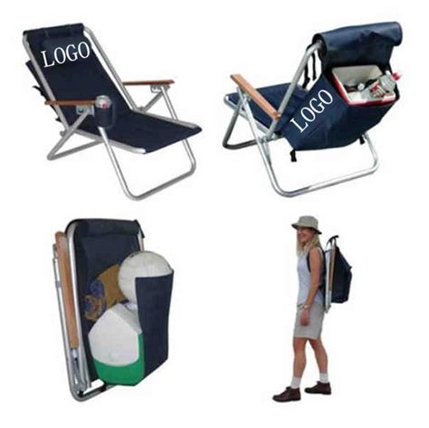 backpack folding chair