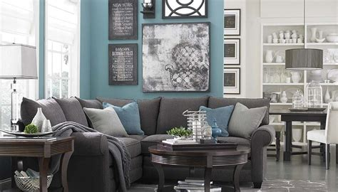 blue and gray living room combination gray and blue living room on related image from grey 9308