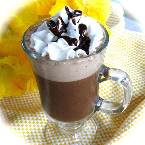 Bhavna at solid gold eats shares her favorite mocha latte recipe that uses her ninja coffee bar. Chocolate-y Iced Mocha Photos - Allrecipes.com   Iced ...