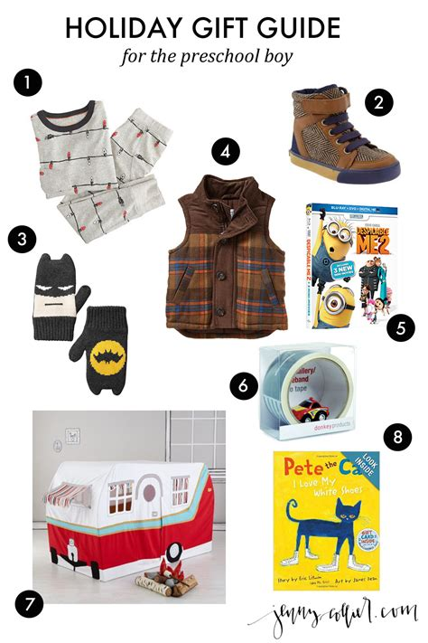 holiday gift ideas for boys jenny collier blog