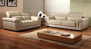 meubles en tunisie salon boston cuir frank muller With salon canapé cuir