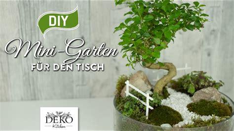 Schöne Deko Selber Machen by Diy S 252 223 Er Miniatur Garten Als Fr 252 Hlingsdeko F 252 R Den Tisch