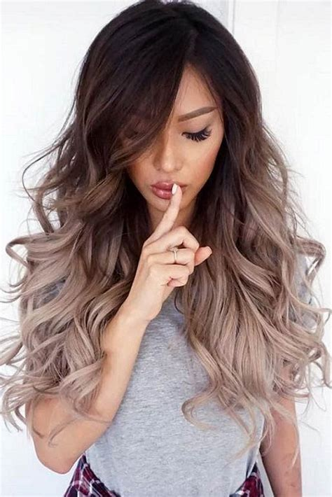 trend hair colors   makeupnails hair