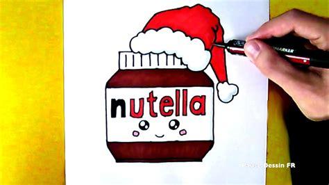 comment dessiner un pot de nutella kawaii pause dessin fr