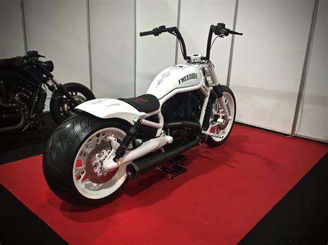 Custom V-rod, Night Rod, Harley Davidson, Bobber
