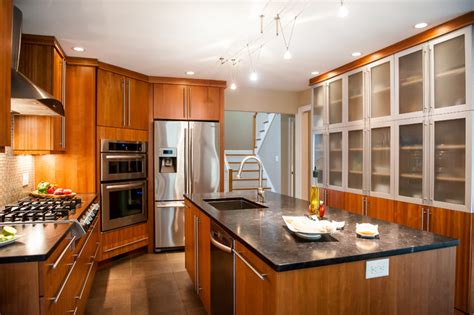 Concord, Nh Renovation  Modern  Kitchen  Boston By