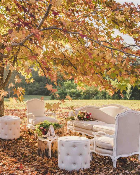 our favorite seasonal ideas for a fall wedding martha stewart weddings