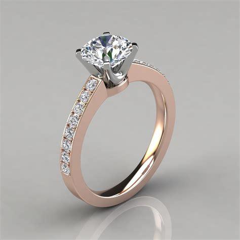 design a ring novo design cut engagement ring puregemsjewels