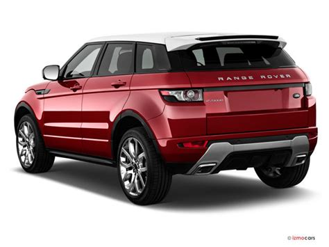2015 Land Rover Range Rover Evoque Prices, Reviews And