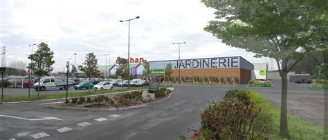 auchan jardineries juxta architectes