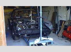 BMW E30 Restauration Teil3 Motor Ausbaump4 YouTube