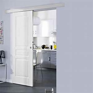 porte coulissante suspendue With porte de garage coulissante avec porte coulissante interieur pas cher