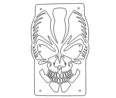 totenkopf bild skull black das  portal fuer dxf