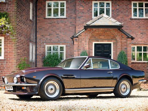 Photos Of Aston Martin V8 Vantage Uk Spec 19771989