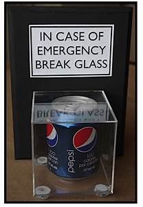 Creative  U0026quot Try U0026quot Als  Break Glass In Case Of Emergency