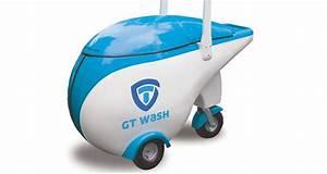 2018 Portable Waterless Car Wash Machine  Eco Car Wash