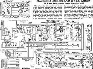 Am Radio Schematic Diagram Tube