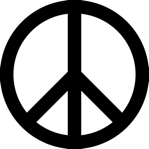 Peace Clipart Peace Sign Clip Free Vector In Open Office Drawing Svg